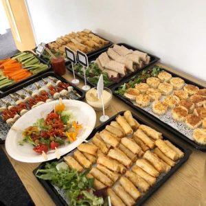 ICYS buffet