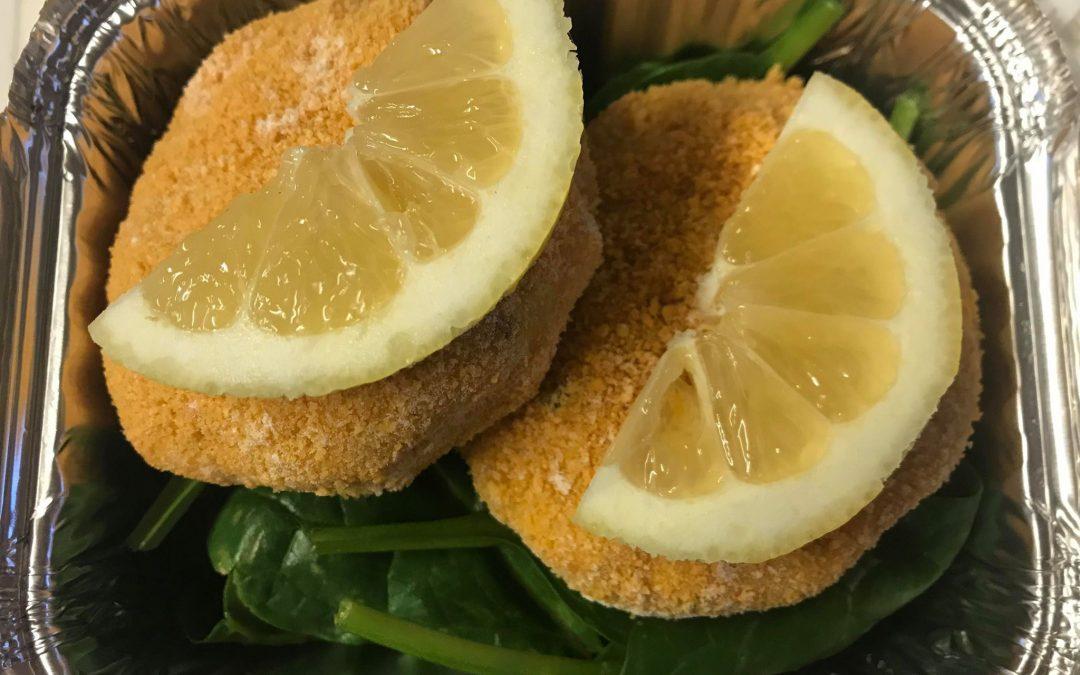 Salmon Fishcakes Recipe of the Week