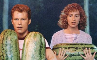 I carried a watermelon…
