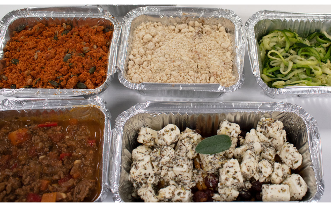 Northampton-based catering company bring delicious homemade meals straight to your doorstep